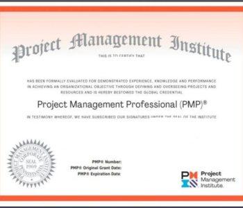 pmp exam registration certification